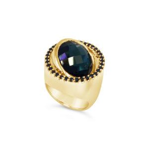 Obit Spinner Ring